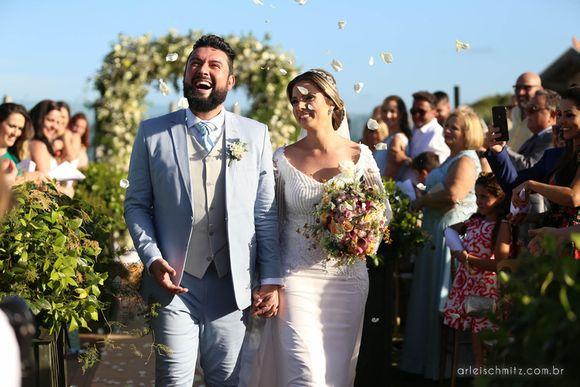 Casamento Jazz e Juliana