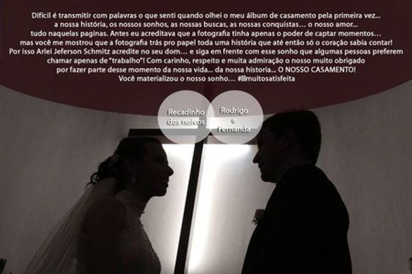 Rodrigo e Fernanda