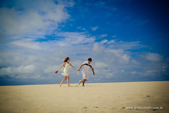 Adriano e Larissa