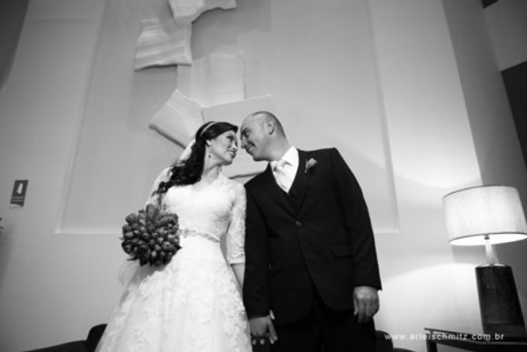 Casamento Paulo e Fabiane