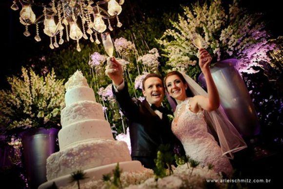 Casamento Gilvani e Fernanda
