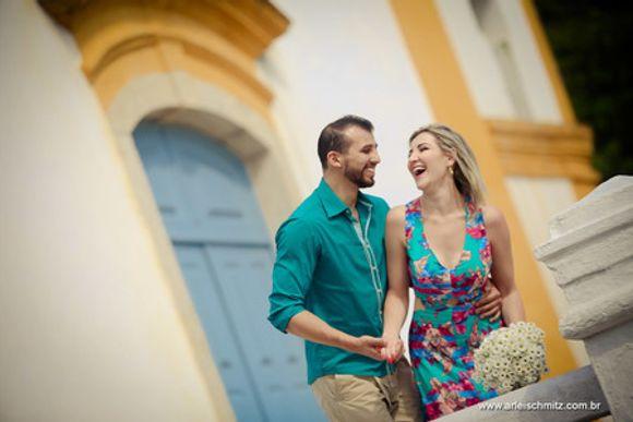 Ensaio Diego e Misleine