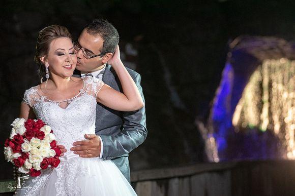 Casamento Morgana e Wanderlei