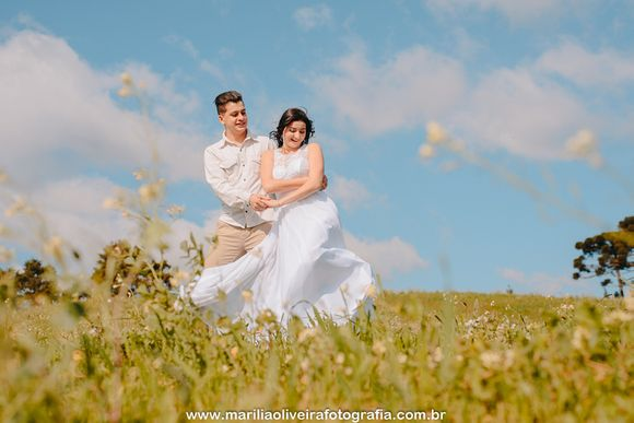 Pré Casamento Janaína e Samuel