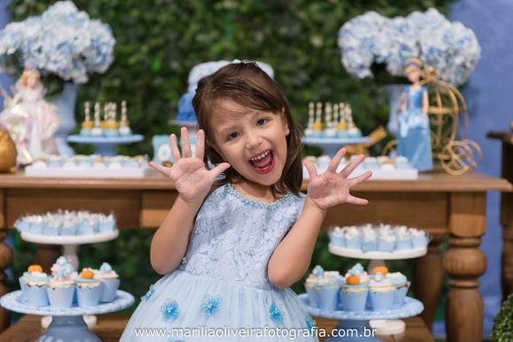 Maria Isabella 5 anos