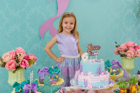 Luiza 6 anos