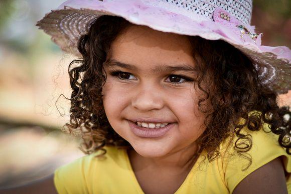 Safira Mirelle - 4 Anos