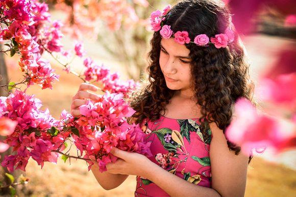 Dafiny 13 Anos - Ensaio