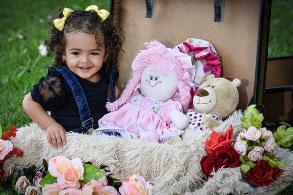 Maria Isis - 2 Anos