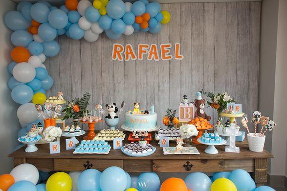Rafael 1 ano