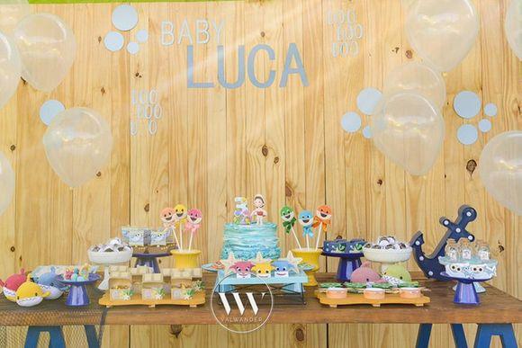 Luca 3 anos
