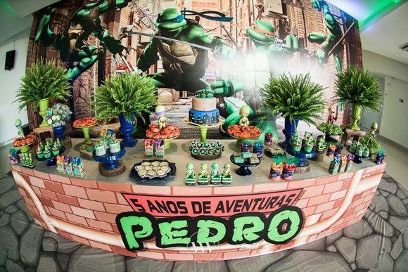 Pedro - 5 anos