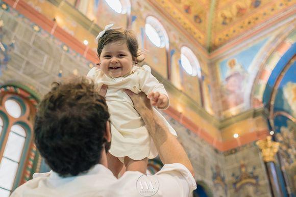 Batizado da Maria
