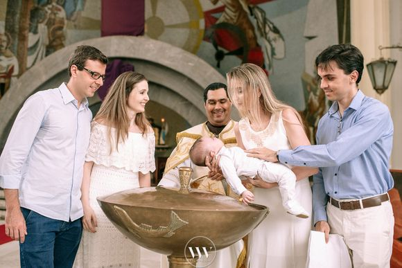 Batizado Miguel