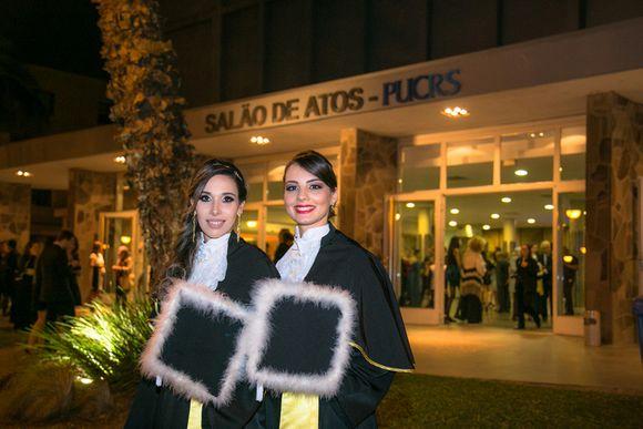 Recepção Sabrina & Amanda