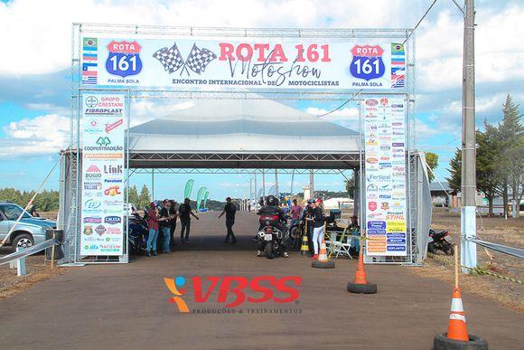 Rota 161 Motoshow Encontro Internacional de Motocicletas