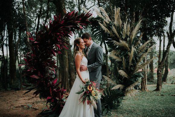 Destination Wedding - Casamento nas montanhas