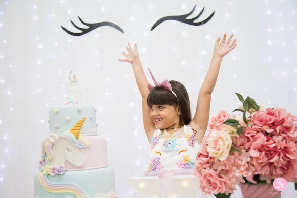 Aniversário 5 Anos Marina