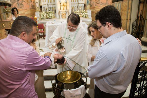 Batizado Maria Luiza