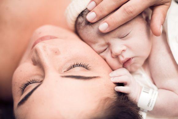 Nascimento da Júlia - Parto Cesárea