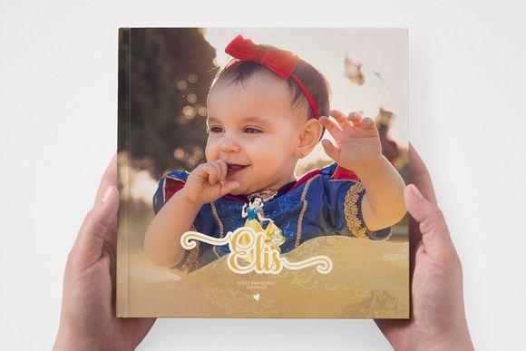 Álbum - Primeiro Aninho da Elis