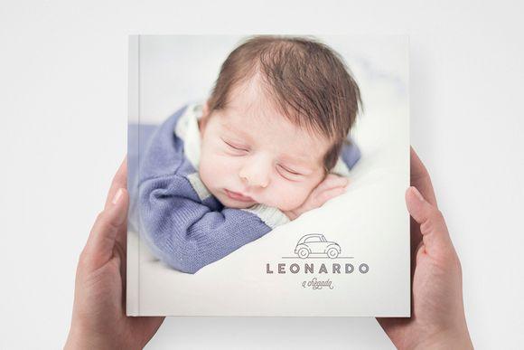 Álbum - Chegada e Primeiros Dias de Leonardo
