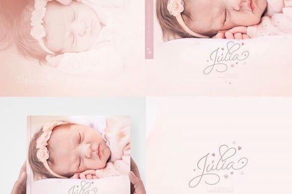 Álbum - Chegada e Primeiros Dias da Julia