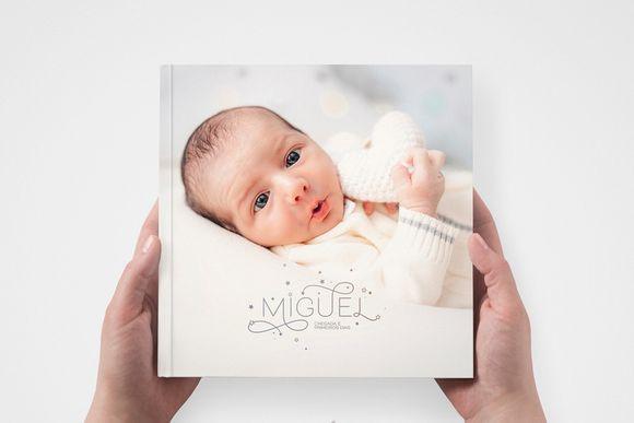 Álbum - Chegada e Primeiros Dias de Miguel