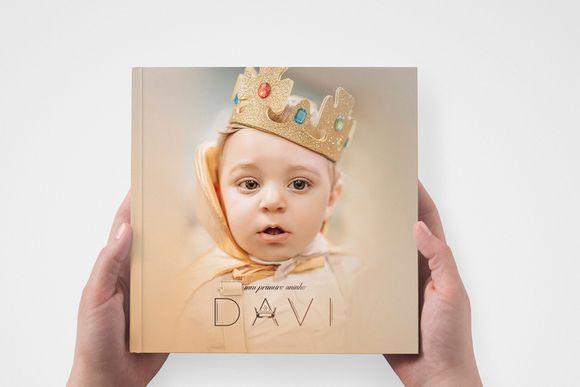 Álbum - Primeiro Aninho do Davi