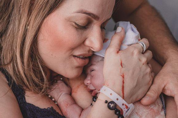 Nascimento da Maria Alice
