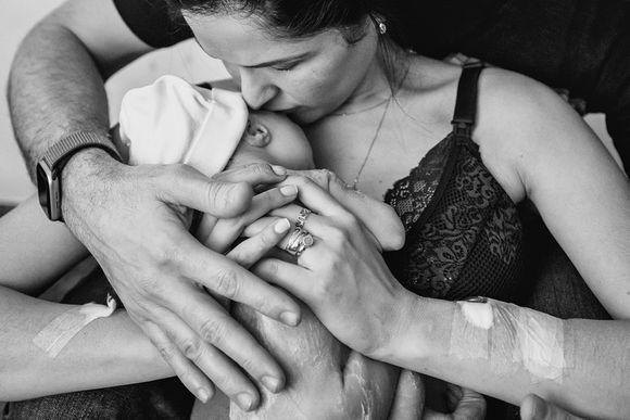 Nascimento da Beatriz