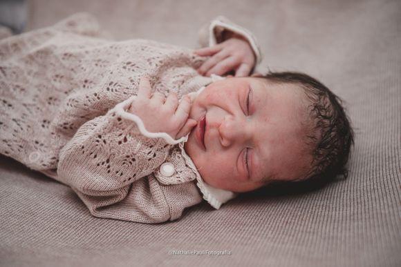 Nascimento da Isabela