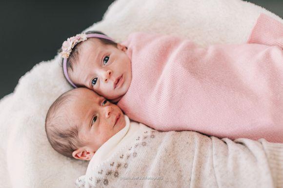 Newborn Luca e Martina