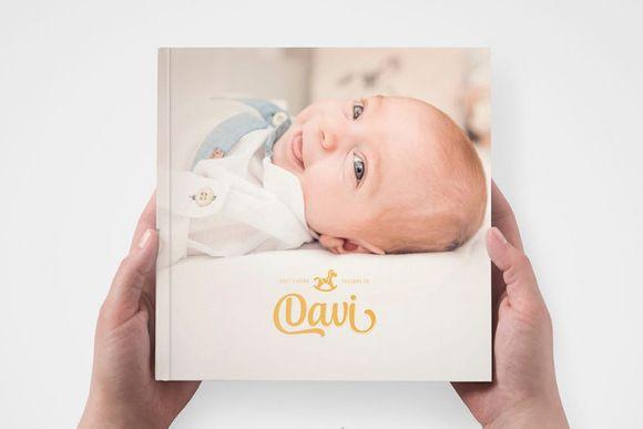 Álbum - Espera e chegada do Davi