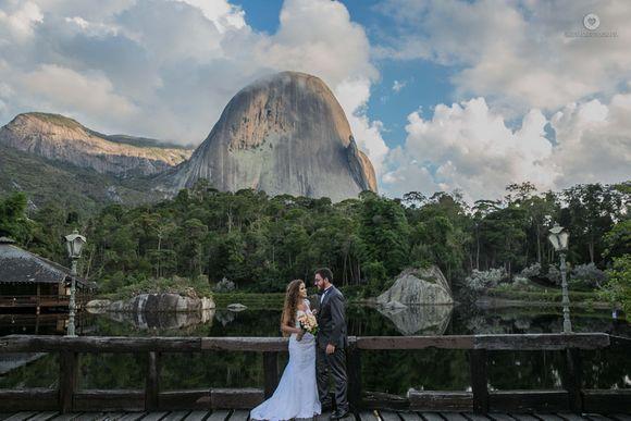 Ensaio Pós Casamento - Lua de Mel - Damiris e Pedro