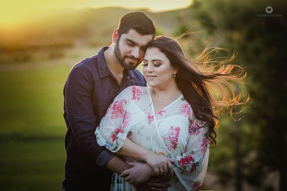 Ensaio Pré Casamento - Natália e Arthur