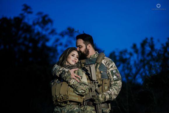 Iana e Marcos - Pré Casamento