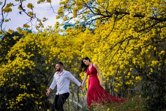 Ensaio Pré Casamento - Tainah e Lindenberg