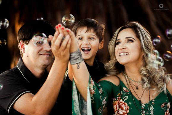 Ensaio Família - Miranda