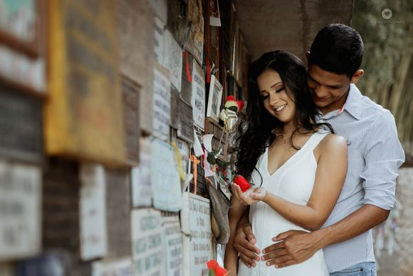 Ensaio Pré Casamento - Madu e Bruno