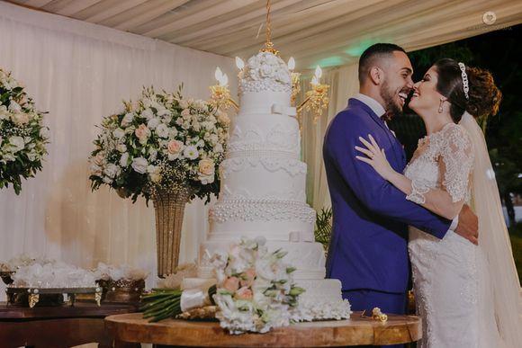 O Casamento de Thainá e Léo
