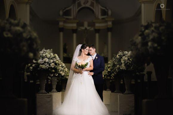 O casamento de Laysa e Manoel