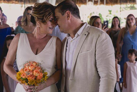 Casamento Marcília e Silvério