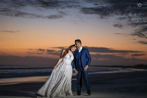 Ensaio Casamento - Alê e Maurício ( Kamaleoah )