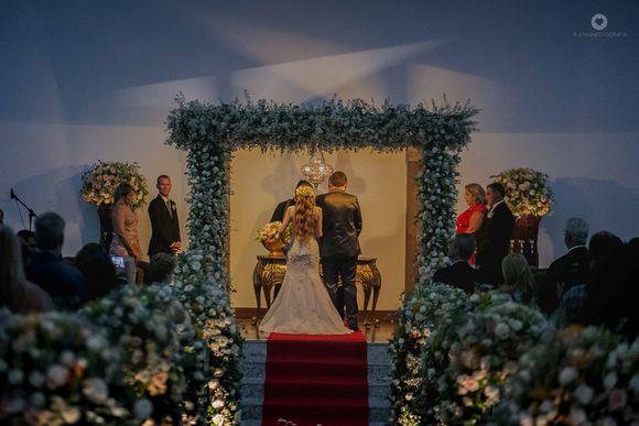 Casamento - Damiris e Pedro