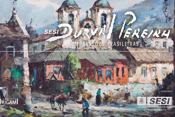 |Exposição Durval Pereira - SESI OP|