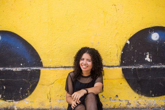 15 anos Daiany Costa
