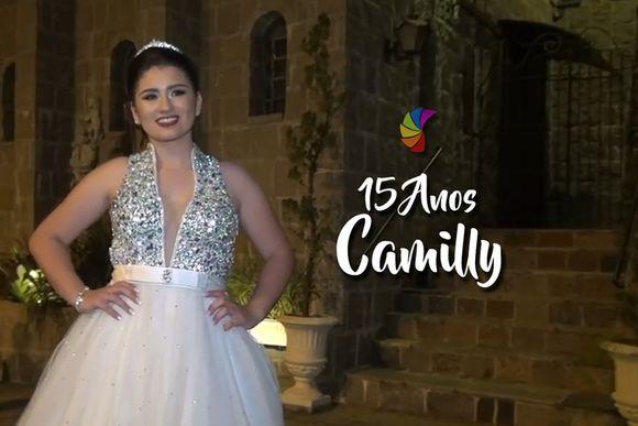 15 anos Camilly