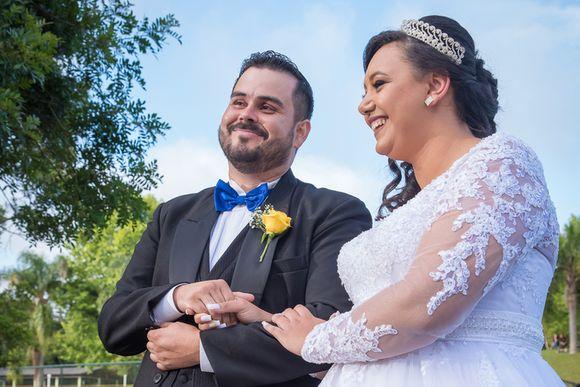 Casamento - Regina & Reverson
