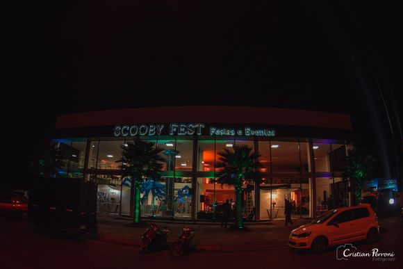 Inauguração Scooby Fest - Atlântida